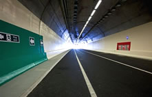 SH1N Johnstones Tunnel.