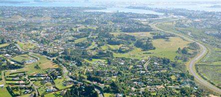 Tauranga Northern Link will provide a route across the northern part of Tauranga..