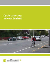 Cycle Counting in New Zealand cover.